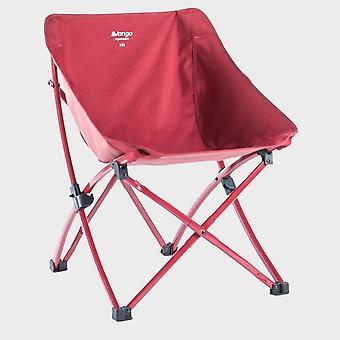 Uusi vango Pop-tuoli punainen