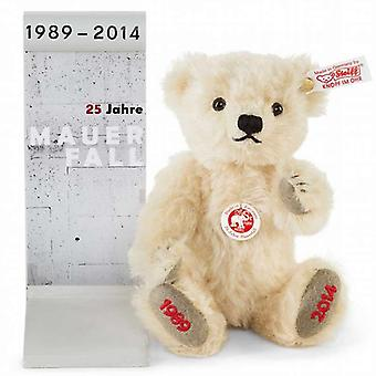 Steiff fall of the Berlin Wall bear 19 cm