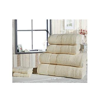 Royal Velvet 6 Piece Toalla Bale Cream