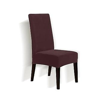 8X Stretch Corduroy Dining Chair Cover