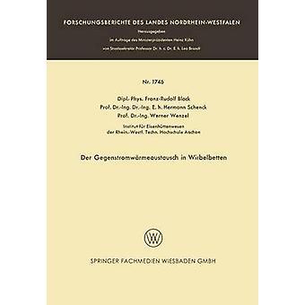 Der Gegenstromwrmeaustausch i Wirbelbetten av Block & FranzRudolf