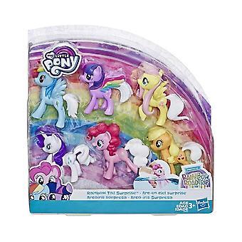 My Little Pony Rainbow Tail Figura Sorpresa Set