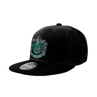 Harry Potter Slytherin Crest SnapBack Cap