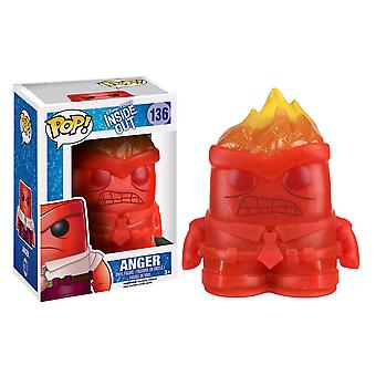 Inside Out Crystal Anger US Exclusive Pop! Vinyl