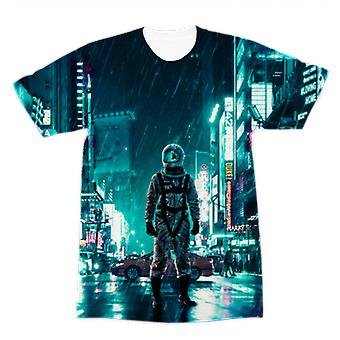 Another rainy night premium sublimation adult t-shirt