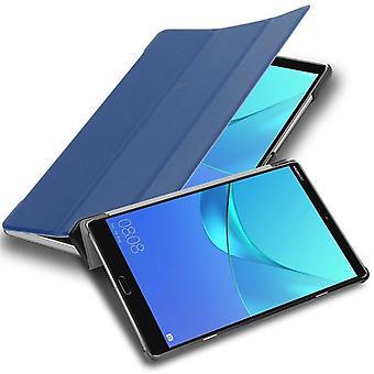 Huawei MediaPad M5 8 (8,4 tuuman) taitettava tabletin suojakotelo - kansi - jalustatoiminnolla - 360 asteen kotelo - Kotelo