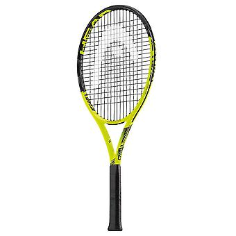 Head Challenge Lite Tennis Racket Racquet Black/Yellow
