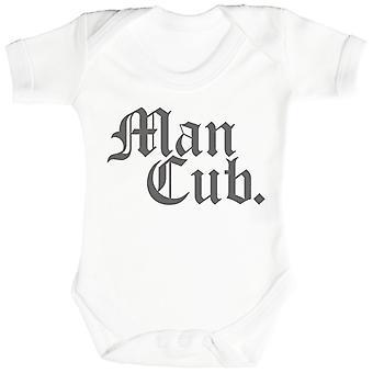 Man Cub. - Baby Bodysuit
