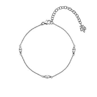 Anais Hot Diamonds Anais April White Topaz Bracelet AB004