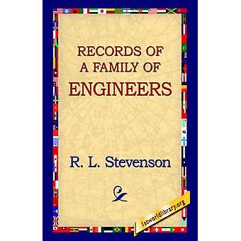 Aufzeichnungen über eine Familie von Ingenieuren von Stevenson & Robert Louis