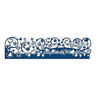 Tattered Lace makeus Border D570