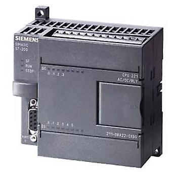 Siemens CPU 221 AC/DC/Relais 6ES7211-0BA23-0XB0 PLC styrenhet 115 V AC, 230 V AC