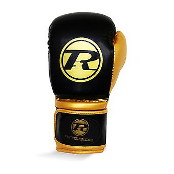 Ringside Pro Fitness Boxing Gloves Black