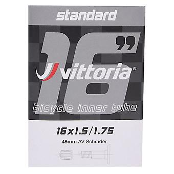 Vittoria 48mm AV Schrader Inner Tube Bike Bicycle Cycling Replacement Part