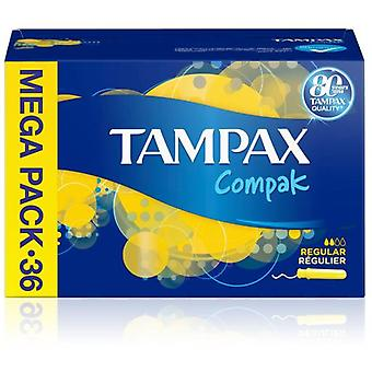 Tampax Compak Regular Buffer 36 Units
