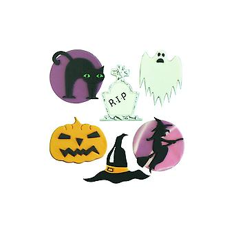 FMM Halloween Grote Tappit Set