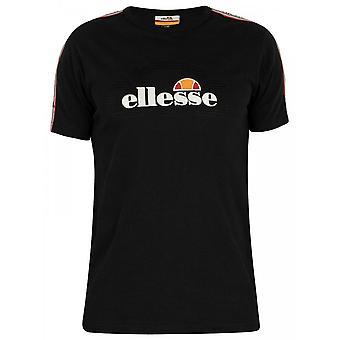 ELLESSE Acapulco czarny bawełniany T-shirt