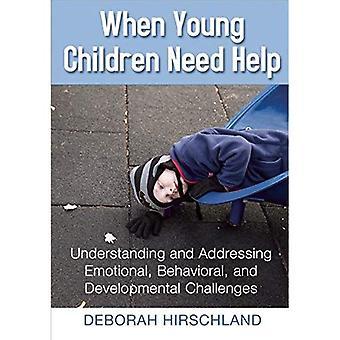 Wanneer jonge kinderen hulp nodig: Begrip en uitdagingen van de emotionele, gedrags- en ontwikkelingsstoornissen