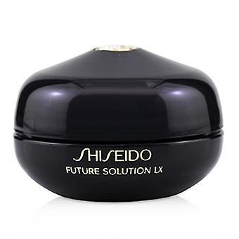 Solução do Futuro Shiseido Lx Eye & Creme de regeneração do contorno labial 15ml/0,54oz