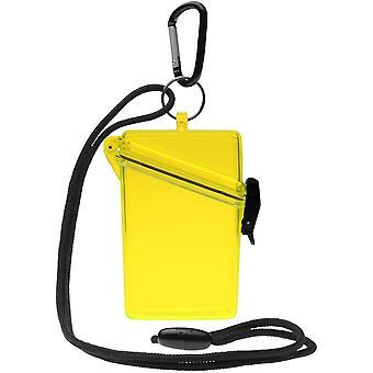 Witz Keep It Clear Lightweight Waterproof Sport Case - Yellow