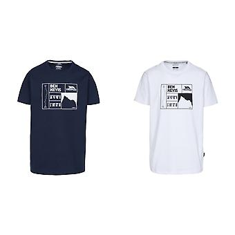 Trespass Mens Nev Ben Nevis T-Shirt