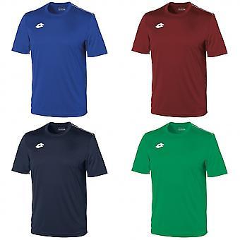 Lotto Mens Delta Jersey Short Sleeve T-Shirt