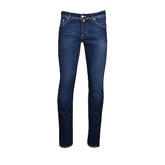 Jacob Cohen J622 Tailored Fit Jeans Denim