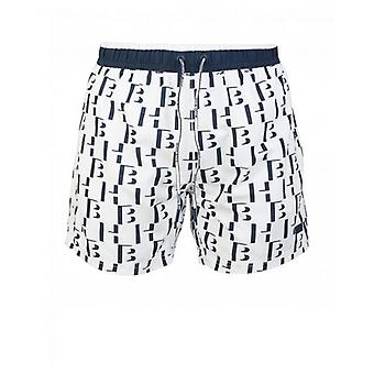 BOSS Seahorse Hb Logo Swim Shorts