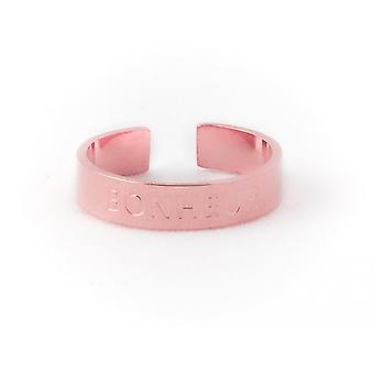 Happy ring ring Ley Nat dor pink