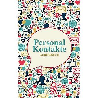 Personal Kontakte Adressbuch by Us & Journals R