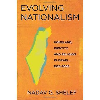 Nationalisme - Homeland - identiteit- en religie in Israël - in ontwikkeling