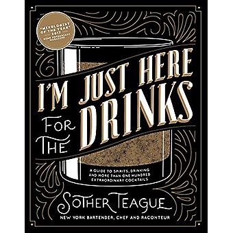 I'M Just Here for the Drinks - A Guide to Spirits - Drinking and More