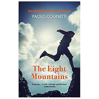 The Eight Mountains by Paolo Cognetti - 9781784707064 Book