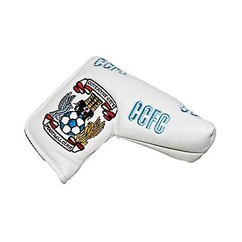 Coventry City FC Blade Putter Cover And Marker
