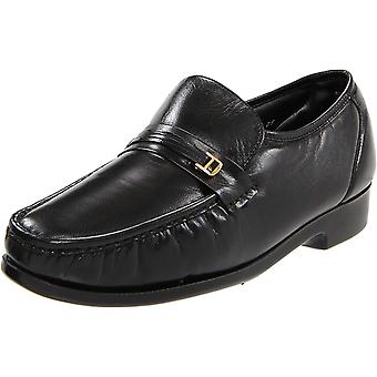 Florsheim Mens Riva Leather Round Toe Penny Loafer