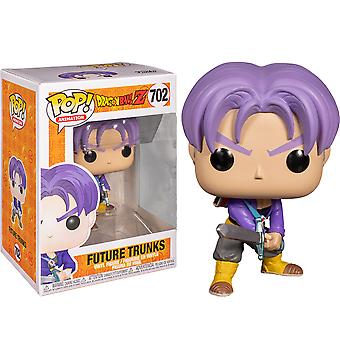 Dragon Ball Z Trunks Pop! Vinyl