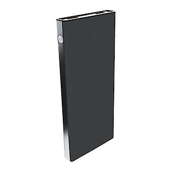 Power Bank KSIX USB-C 10000 mAh Black