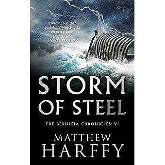 Storm of Steel by Matthew Harffy - 9781786696311 Book