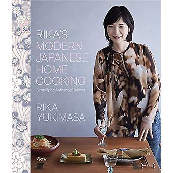 Rika's Japanese Home Cooking by Rika Yukimasa - 9780847866922 Book