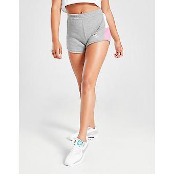 New McKenzie Girls' Miami Fleece Shorts Grey