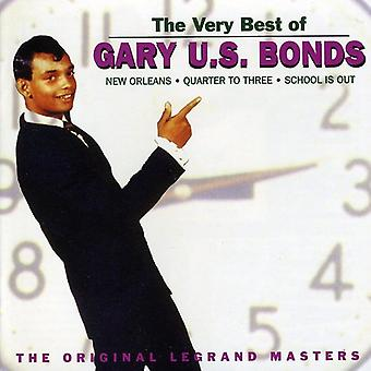Gary U.S. Bonds - importation USA très meilleur de Gary U.S. Bonds [CD]