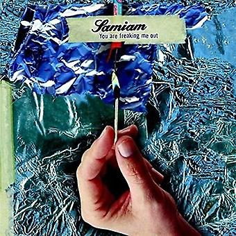 Samiam - You Are Freaking Me Out [CD] USA import