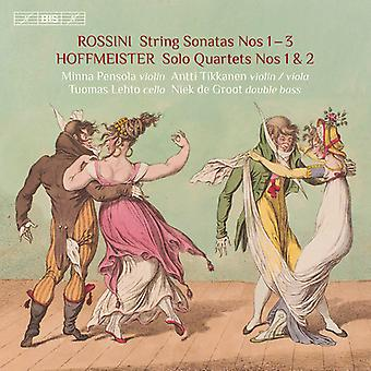 Hoffmeister / Pensola / Groot - Sonata for Strings [SACD] USA import