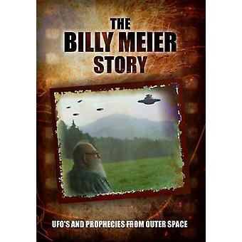 Billy Meir Story: Ufo's & the Propheci [DVD] USA import