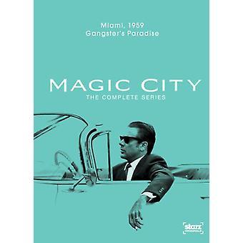 Magic byen Ssn 1 & 2 Combo [DVD] USA importerer