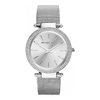 Michael Kors MK3367 Darci Stainless Steel Mesh Bracelet Ladies Watch