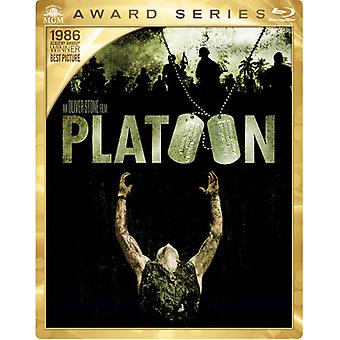 Platoon [BLU-RAY] USA import