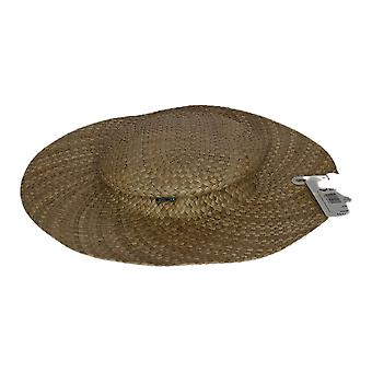 Roxy Women's Sun Will Rise Straw Hat Natural S/M Natural Beige