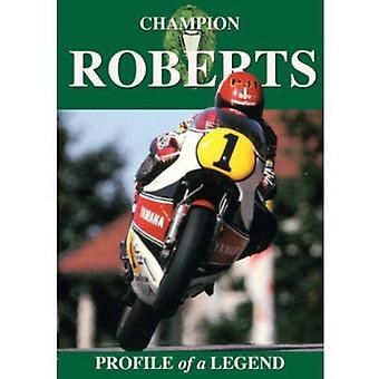 Champion Kenny Roberts [DVD] USA import