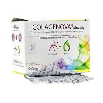 Colagenova movility collagen with hyaluronic (lemon flavor) 14 packets